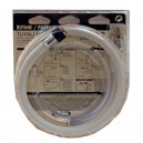 TUYAU FLEXIBLE GAZ BUTANE 10ANS 1.50M NF36-112