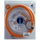 FLEXIBLE GAZ BUTANE ILLIMITE 1.50M NF36125