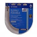 TUYAU FLEXIBLE GAZ NATUREL 10 ANS 2.00M NF 36103