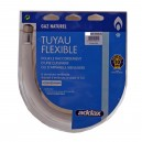 TUYAU FLEXIBLE GAZ NATUREL 10ANS 1.00M NF 36103